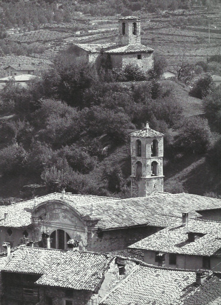 CHIESE A NAGO - 1971