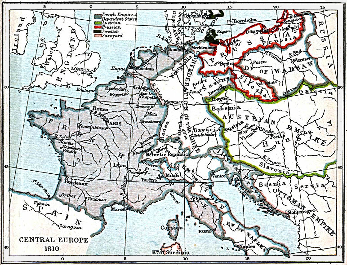 central_europe_1810