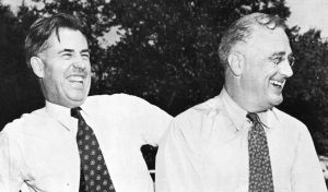 Henry Wallace con Roosevelt