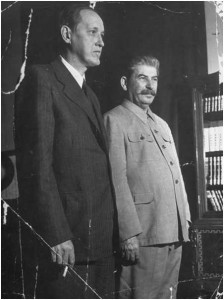 Harry Lloyd Hopkins con Stalin